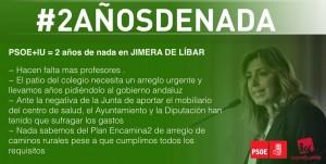#2añosdeNada en Jimera de Líbar